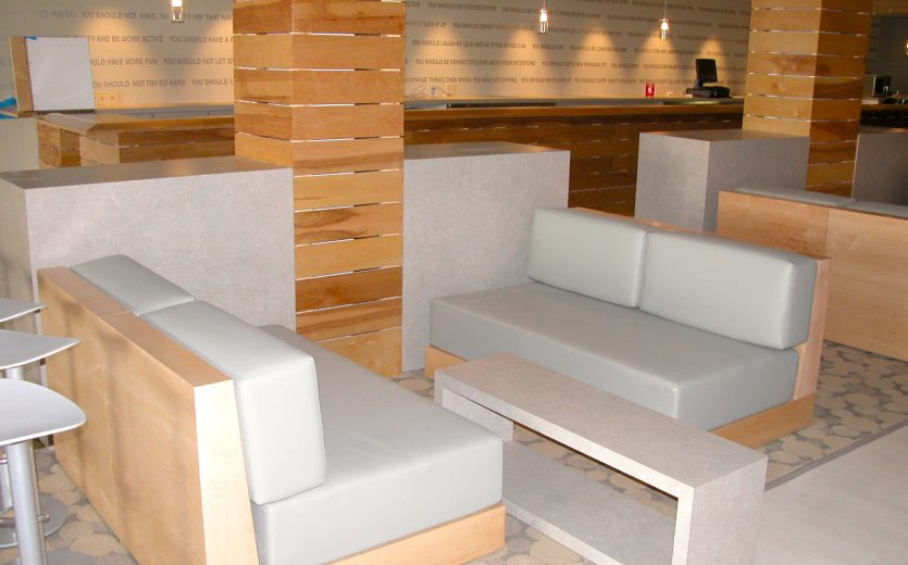 Metropolitan Restaurant Seating